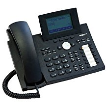 Snom Voice-over-IP-Telefon