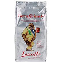 Lucaffe koffeinfreier Kaffee