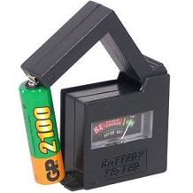 Alcasa Batterietester