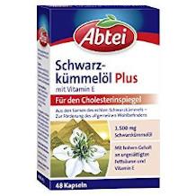 Abtei Schwarzkümmelöl-Kapsel