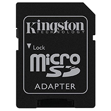 Kingston Micro-SD-Karte