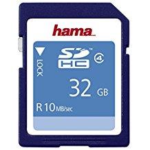 Hama HighSpeed SDHC 32GB