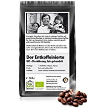 Coffee-Nation Koffeinfreier Kaffee