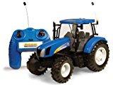 Ferngesteuerter Traktor
