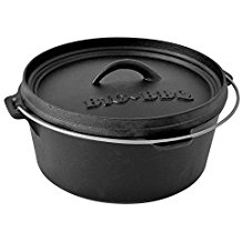 BIG-BBQ Dutch Oven