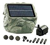 Solar-Teichpumpe