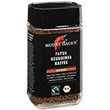 Mount Hagen löslicher Kaffee