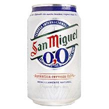 San Miguel alkoholfreies Bier