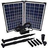 Agora-Tec Solar-Teichpumpe
