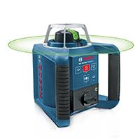 Rotations-Laser
