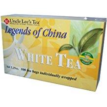 Uncle Lee's Tea Weißer Tee