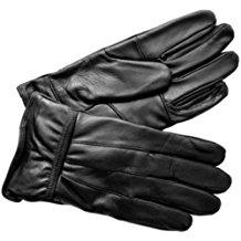 Emporium Leather Herren-Lederhandschuhe