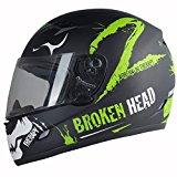 Broken Head Motorradhelm