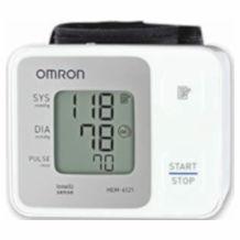 Omron Handgelenk-Blutdruckmessgerät