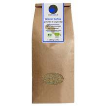 Rohebohnen Grüner Kaffee