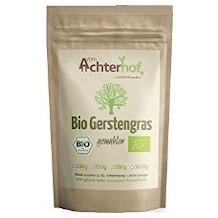 vom Achterhof Gerstengras-Pulver
