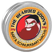 The Bearded Goon Bart & Schnauzbart Wachs Bartwichse