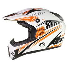 Qtech Motocross-Helm