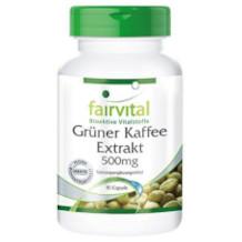 fairvital Grüner Kaffee