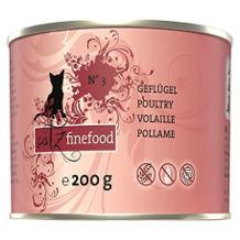 Catz finefood Katzennassfutter