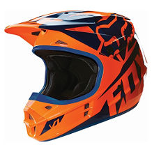 Fox Motocross-Helm