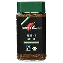 Mount Hagen koffeinfreier Kaffee