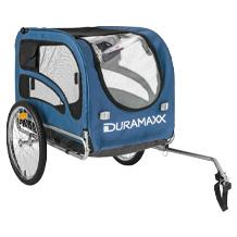 Duramaxx Fahrrad-Hundeanhänger