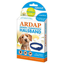 Ardap Zeckenhalsband für Hunde