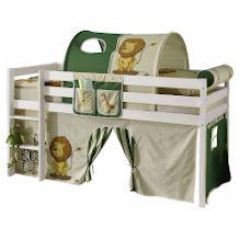 Kindermöbel-24shop Hochbett