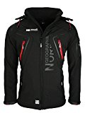 Geographical Norway Herren-Regenjacke