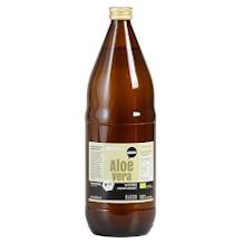 Wohltuer Aloe-Vera-Getränk