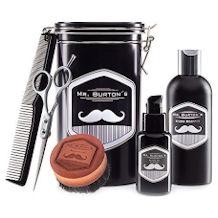 Mr. Burton's Bartpflege-Set