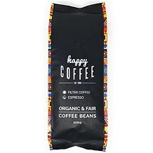Happy Coffee Espresso-Kaffee