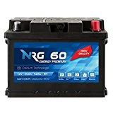 NRG Autobatterie