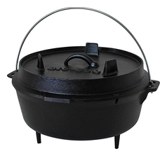 ToCis Big BBQ Dutch Oven