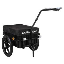 Duramaxx Fahrrad-Lastenanhänger
