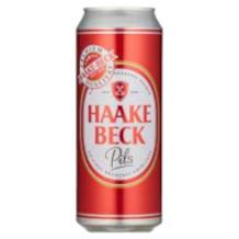 Haake Beck Hopfengetränk