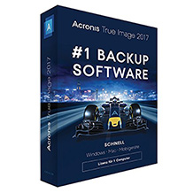 Acronis Backup-Software
