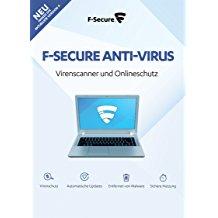 F-Secure Antivirusprogramm