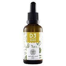 Nature Love Vitamin-D-Präparat