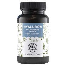 Nature Love Hyaluron-Kapsel