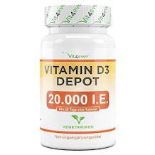 Vit4ever Vitamin-D-Präparat