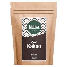 Biotiva Kakaopulver