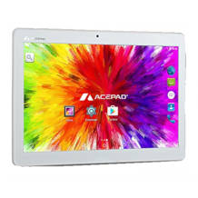 Acepad Tablet mit Tastatur