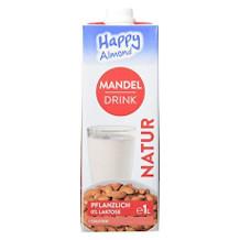 Happy Milchalternativen Mandeldrink