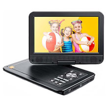 APEMAN tragbarer DVD-Player