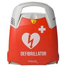 Schiller Defibrillator