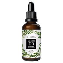 natural elements Vitamin-D-Präparat