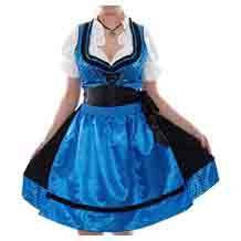 Bavarian Clothes Dirndl