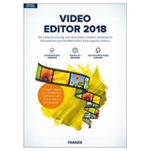 Franzis Videobearbeitungssoftware